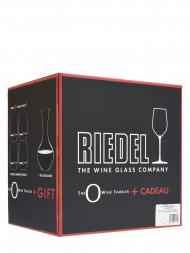 Riedel Gift Set Riedel O Cabernet + Decanter Syrah 5414/30