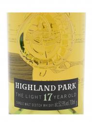 Highland Park 17 Year Old Light Edition 700ml