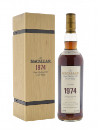 Macallan 1974 30 Year Old Fine & Rare Single Malt Cask 929038 (Bottled 2004) 700ml