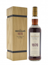 Macallan 1970 32 Year Old Fine & Rare Single Malt Cask 241 (Bottled 2002) 700ml