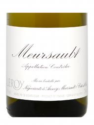 Leroy Meursault 2013