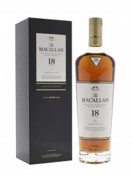 Macallan  18 Year Old Sherry Oak Annual Release 2018 Single Malt 700ml