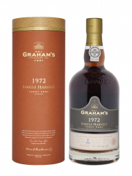 Graham Single Harvest Tawny 1972