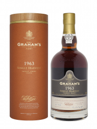 Graham Single Harvest Tawny 1963