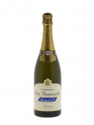 Heidsieck & Co Monopole Gold Top Brut 1964