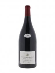 Collection Bellenum Chambolle Musigny Les Fuees 1er Cru 1996 1500ml