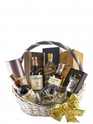 Gift Whisky Hamper-05 Scottish Deluxe