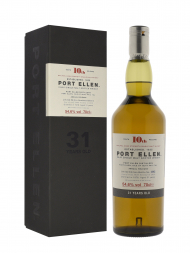 Port Ellen 1978 31 Year Old 10th Release w/box 700ml