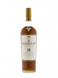 Macallan 1990 18 Year Old Sherry Oak 700ml