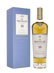 Macallan  18 Year Old Triple Cask Matured Annual Release 2018 Single Malt Whisky 700ml