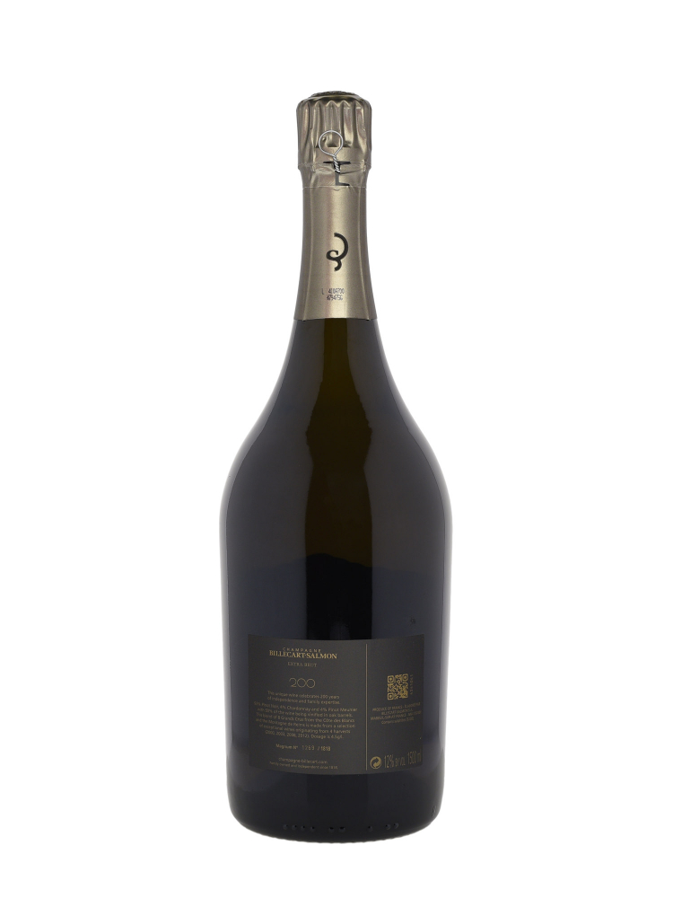 Billecart Salmon Cuvee 200 Extra Brut NV 1500ml