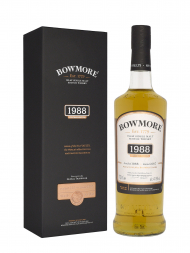 Bowmore 1988 28 Year Old (Bottled 2017) Single Malt Scotch Whisky 700ml w/box