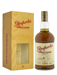 Glenfarclas Family Cask 1992 Cask 861 Sherry Butt bottled 2011 Single Malt Whisky 700ml