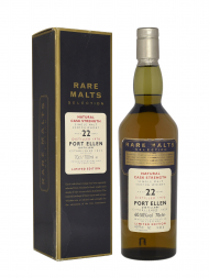 Port Ellen 1978 22 Year Old Rare Malt Selection 700ml w/box