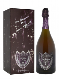 Dom Perignon Rose Limited Edition David Lynch 2000 w/box