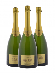 Krug Grand Cuvee 161eme Edition NV 1500ml - 3bots
