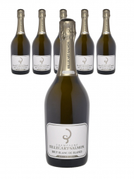 Billecart Salmon Blanc de Blancs NV - 6bots