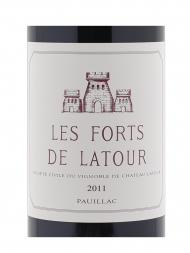 Les Forts de Latour 2011 ex-ch Mar 2017