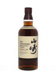 Yamazaki Sherry Cask First Release Single Malt Whisky 2009 700ml