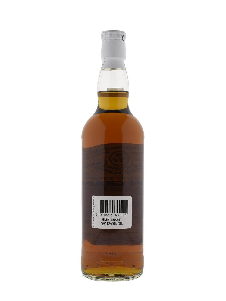 Glen Grant 1967 39 Year Old (bottled 2006) Gordon & MacPhail Single Malt Whisky 700ml