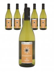 Sergio Del Casale San Biase Chardonnay IGT Terre di Chiete 2018 - 6bots