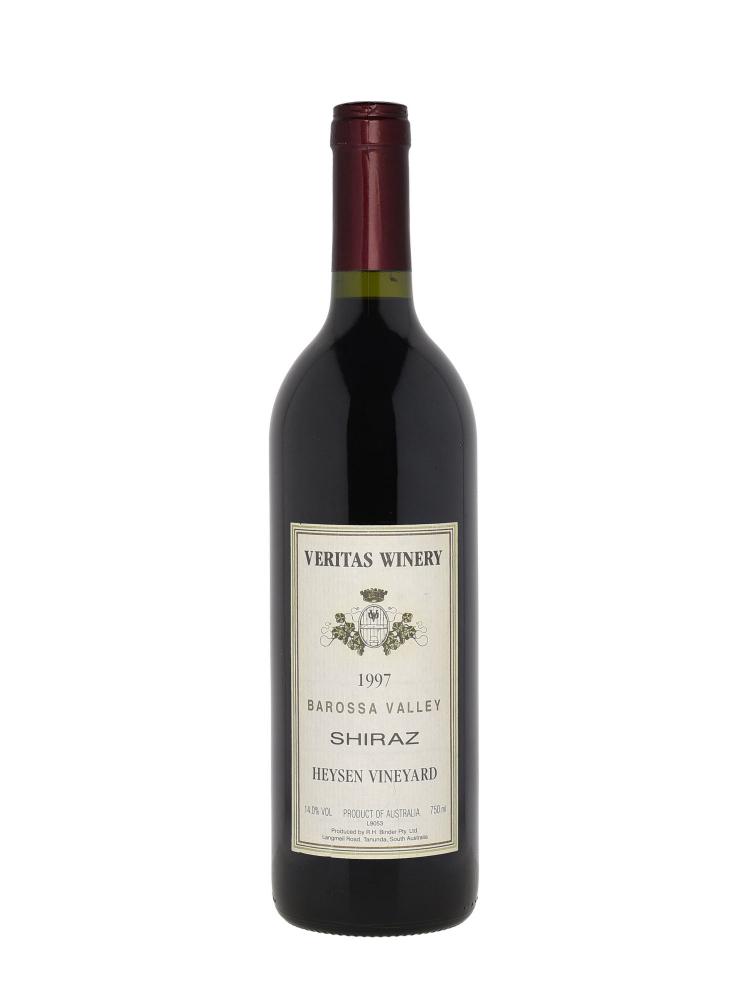 Veritas Winery Heysen Vineyard Shiraz 1997