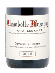Georges Roumier Chambolle Musigny Cras 1er Cru 2012