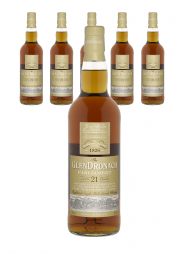 Glendronach 21 Year Old Parliament Single Malt Scotch Whisky 700ml - 6bots