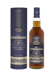 Glendronach 18 Year Old Allardice Single Malt Scotch Whisky 700ml