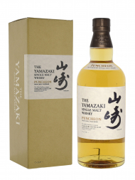 Yamazaki Puncheon 1st Edition Single Malt Whisky 2009 700ml