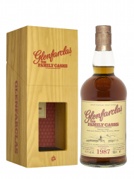 Glenfarclas Family Cask 1987 Cask 3831 W18 Refill Sherry Butt bottled 2018 Single Malt 700ml