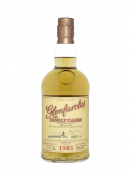 Glenfarclas Family Cask 1983 Cask 45 Refill Hogshead bottled 2017 Single Malt 700ml w/box