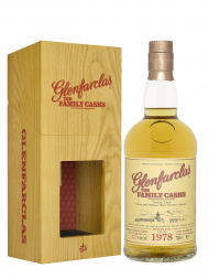 Glenfarclas Family Cask 1978 Cask 661 W18 4th Fill Hogshead bottled 2018 Single Malt 700ml