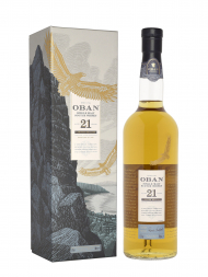 Oban 1996 21 Year Old Limited Release 2018 Single Malt 700ml