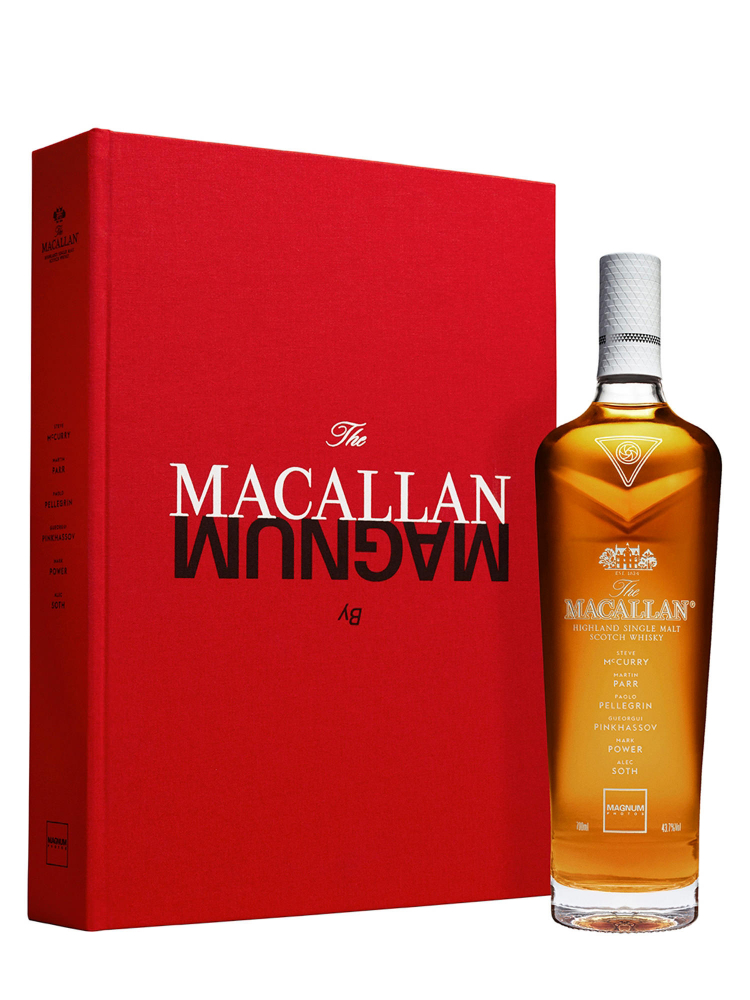 Macallan Masters of Photography Magnum Photos 7th Edition Single Malt 700ml
