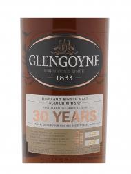 Glengoyne 30 Year Old Limited Release bottled 2018 Single Malt Whisky 700ml