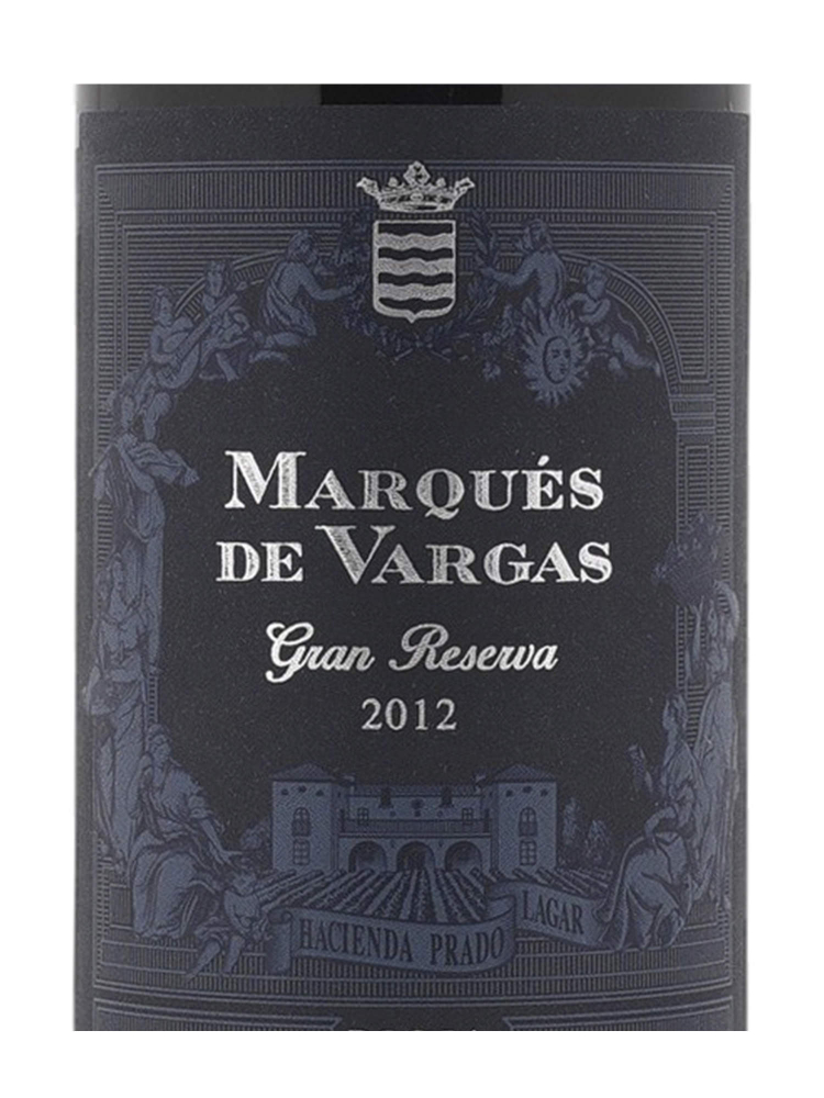 Marques de Vargas Gran Reserva 2012