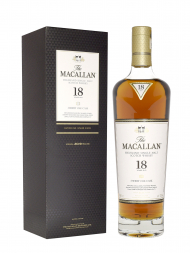 Macallan  18 Year Old Sherry Oak Annual Release 2019 Single Malt 700ml