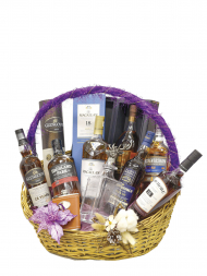 Gift Whisky Hamper 2019-04 Scottish 18 Years