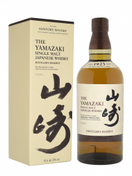 Yamazaki Distiller's Reserve Single Malt Whisky 700ml (White Box)