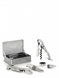 Pulltex Corkscrew Pullparrot Wine Set de Luxe 107732