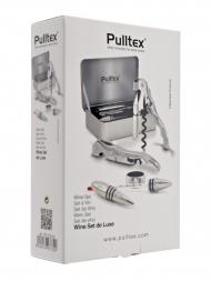 Pulltex Corkscrew Pullparrot Wine Set de Luxe 107732