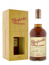 Glenfarclas Family Cask 1955 Cask 2217 Sherry Butt bottled 2013 Single Malt 700ml