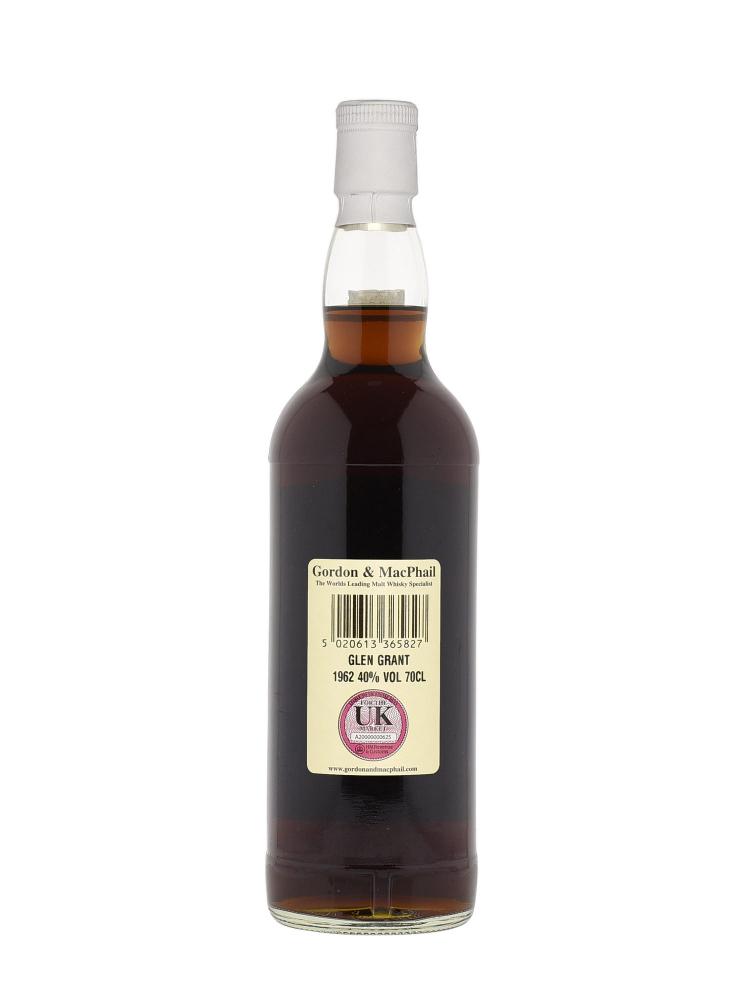 Glen Grant 1962 44 Year Old (bottled 2006) Gordon & MacPhail Single Malt Whisky 700ml