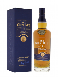 Glenlivet  18 Year Old Single Malt Scotch Whisky 700ml