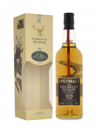 Macallan Speymalt 1978 20 Year Old Gordon & MacPhail (Bottled 1998) 700ml