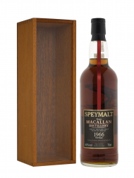 Macallan Speymalt 1966 32 Year Old Gordon & MacPhail (Bottled 1998) w/wooden box 700ml