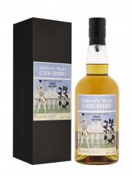 Chichibu Ichiro's Malt Paris Edition 2018 Single Malt Whisky 700ml w/box