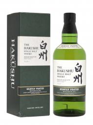 Hakushu Heavily Peated Single Malt Whisky 2012 700ml