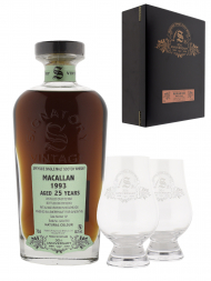 Macallan 1993 25 Year Old Signatory 30th Anniversary Cask 13/1 (Bottled 2019) w/box 700ml